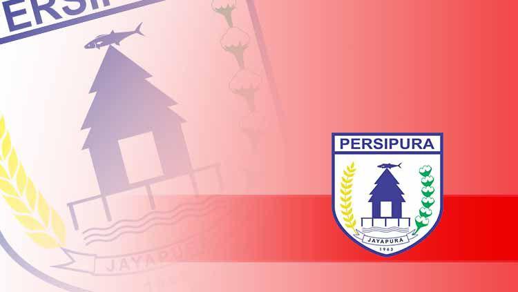 Logo Persipura Jayapura. Copyright: © Grafis: Indosport.com