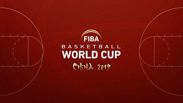 Logo FIBA World Cup 2019 (China). Copyright: © pinnacle.com/Gianluca Leo
