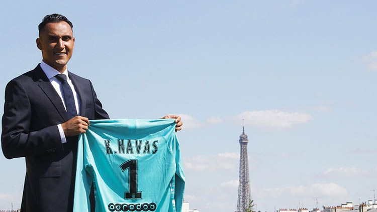 Berikut rekap rumor transfer tim Eropa sepanjang Rabu (16/06/21) dari Keylor Navas yang menjadi rebutan hingga Cristiano Ronaldo ke Manchester United. Copyright: © Twitter/@PSG_Inside