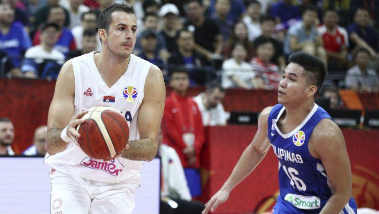 Serbia vs Filipina di FIBA World Cup 2019. Copyright: © VCG/VCG via Getty Images