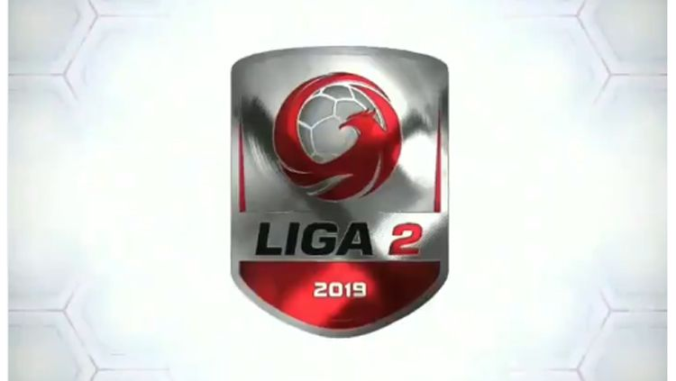 Logo Liga 2 2019. Copyright: © Twitter/@kitosriwijayafc