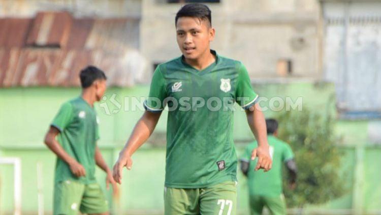 Pemain Indonesia Cetak Gol Perdana dan Raih Kemenangan di Liga Malaysia. Copyright: © Aldi Aulia Anwar/INDOSPORT