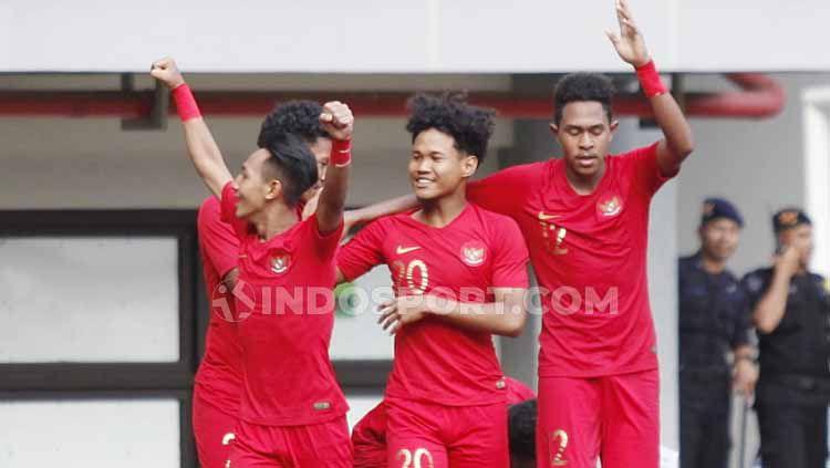 Timnas Indonesia U-19 akan kembali beruji coba melawan Iran pada Rabu (11/9/19) pukul 15.30 WIB. Copyright: © Herry Ibrahim/INDOSPORT