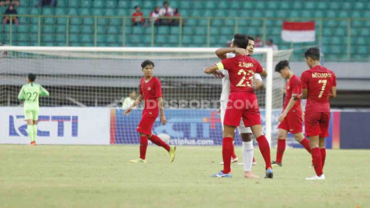 Timnas Indonesia U-19. Copyright: © Herry Ibrahim/INDOSPORT