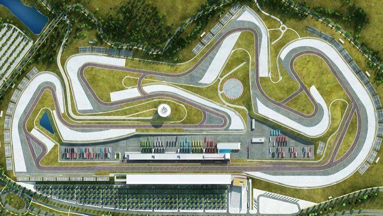 Sirkuit Portimao, Portugal akan masuk dalam kalender MotoGP 2022. Copyright: © Bike Sports News