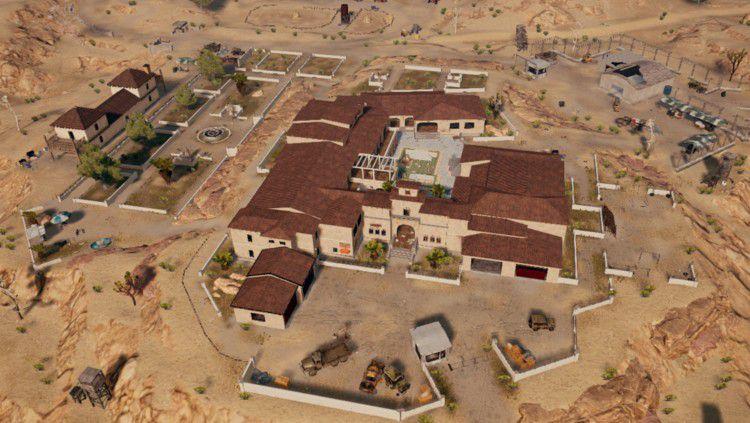 Hacienda Del Patron, yang Jadi Primadona di Miramar Copyright: © pubg.gamepedia.com