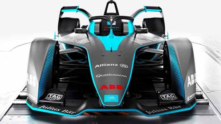Mengenal Mobil Formula E Yang Berbeda Dengan Mobil Formula 1 Indosport