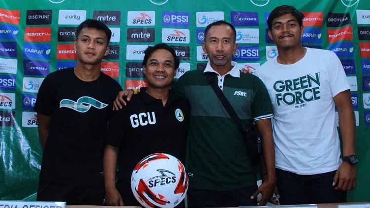 Persebaya Surabaya U-20 akan mendapat bantuan tiga pemain senior saat menghadapi PSS Sleman U-20. Copyright: © Istimewa