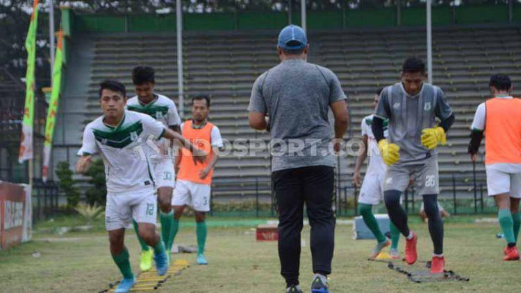Dalam lawannya ke Bandung dan Tanggaerang, PSMS Medan akan membawa sebanyak 20 pemain. Copyright: © Aldi Aulia Anwar/INDOSPORT