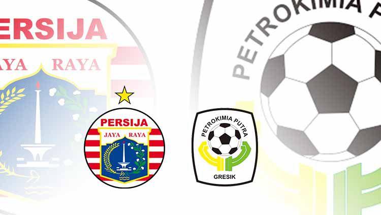 Persija Jakarta perlu belajar dari Petrokimia Putra bila tak mau terdegradasi dari Liga 1. Copyright: © Grafis: Indosport.com