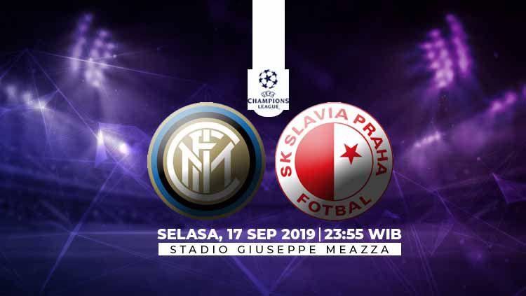 Prediksi Inter Milan vs SK Slavia Praha. Copyright: © INDOSPORT