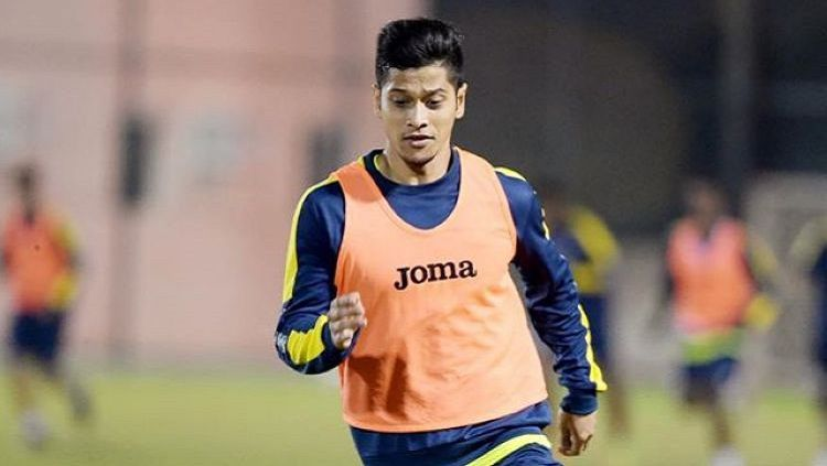 Farri Agri, eks pemain klub asal Indonesia. Copyright: © Instagram/@farri_agri