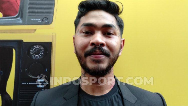 Onadio Leonardo, penyanyi sekaligus aktor film Indonesia. Copyright: © Shintya Anya Maharani/INDOSPORT