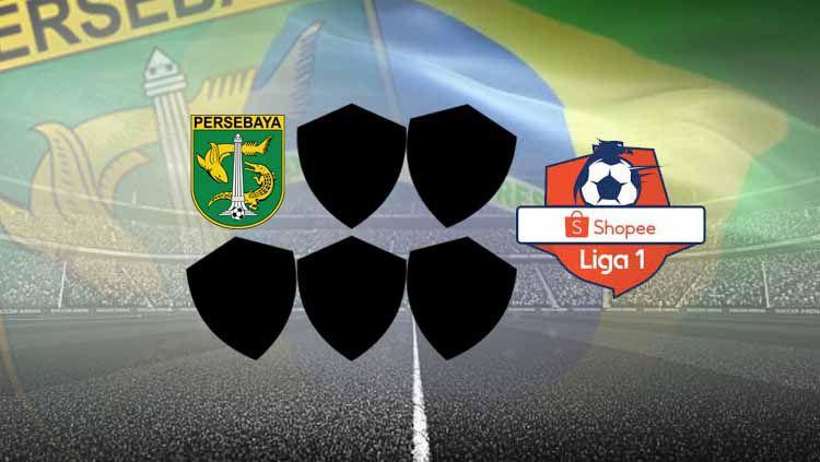 Termasuk Persebaya Surabaya, 5 klub Liga 1 2019 ini beraroma Brasil Copyright: © Grafis: Eli Suhaeli/INDOSPORT