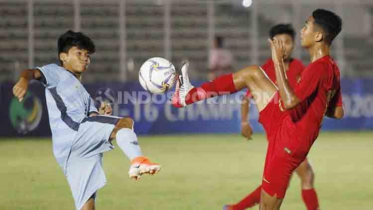 Analisis Pertandingan Timnas Indonesia U-16 vs Mariana Utara: Menang 15 Gol, Permainan Bagaimana? Copyright: © Herry Ibrahim/INDOSPORT