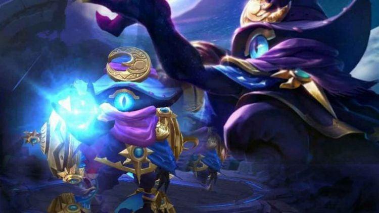 Cyclops, hero tipe mage di game eSports Mobile Legends mengalami peningkatan statistik yang membuat dirinya kembali jadi Meta Copyright: © posciety.com