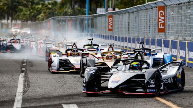 Revitalisasi Monumen Nasional (Monas) yang kini tengah gonjang-ganjing kabarnya diproyeksikan untuk penyelenggaraan kejuaraan Formula E. Copyright: © fiaformulae.com