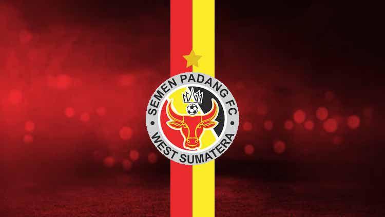 Logo klub Liga 2, Semen Padang. Copyright: © INDOSPORT