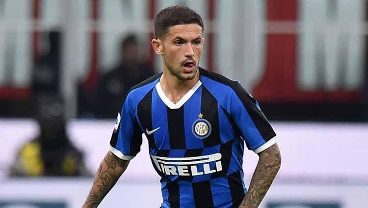 Bintang Inter Milan, Stefano Sensi akan menerima sanksi dari pihak klub dan juga petugas kepolisian setempat. Copyright: © Emilio Andreoli/Getty Images