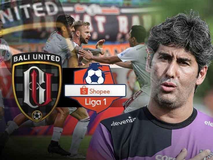 Bali United Terdepan, Teco di Ambang Pemecahan Rekor Liga Indonesia Paling Langka