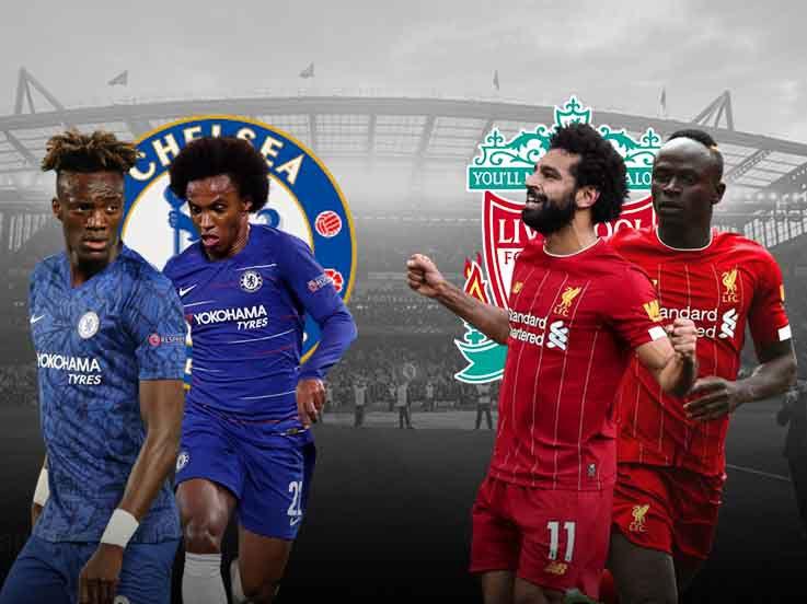 Duel Per Lini Liga Inggris Chelsea vs Liverpool: Adu Tajam Sektor Depan