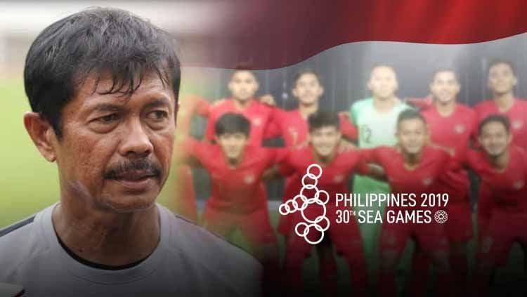 Pelatih Timnas Indonesia U-22, Indra Sjafri daftarkan 40 pemain untuk Sea Games 2019 Copyright: © INDOSPORT