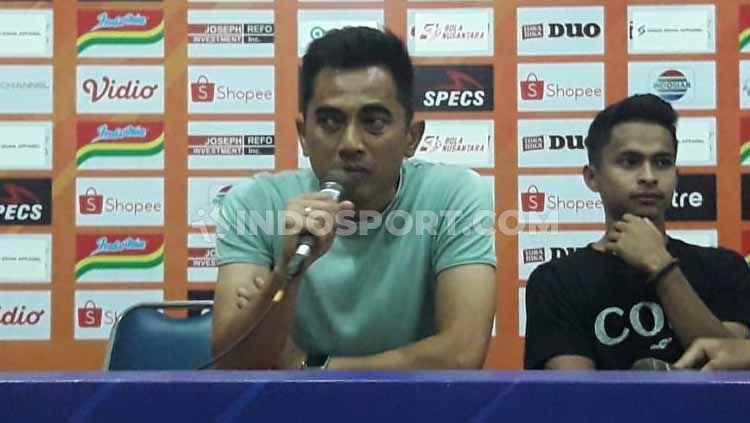 PSS Sleman terus merayu Seto Nurdiyantoro untuk kembali jadi pelatih di Liga 1 2020. Copyright: © Ian Setiawan/INDOSPORT