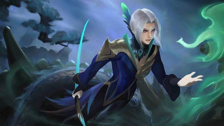 Ling, hero Assassin di game eSports Mobile Legends - Bang Bang Copyright: © gamebrott