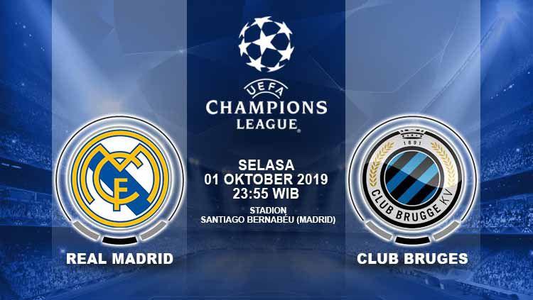 Prediksi Pertandingan Liga Champions: Real Madrid vs Club ...