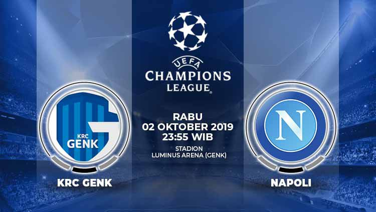 Xem lại Napoli vs Genk highlights & video full match