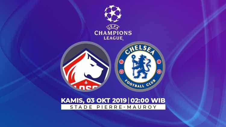 Xem lại Lille vs Chelsea Highlights và Full match