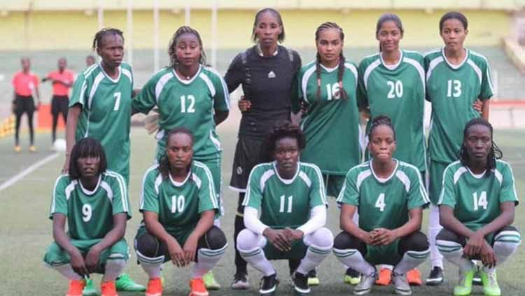Hari bersejarah di sepak bola Sudan, awal liga utama wanita di Sudan. Copyright: © https://www.albawaba.com