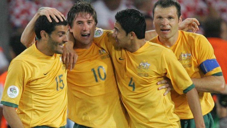 Mengenang Generasi Emas Australia yang Sukses Ekspansi Liga Inggris Copyright: © www.adelaidenow.com.au