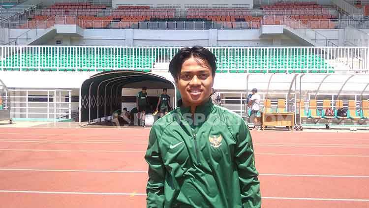 Nama Andre Oktaviansyah dapat dikatakan satu talenta muda sepak bola Indonesia. Andre sempat menjadi satu pilar andalan Timnas Indonesia U-16. Copyright: © Martini/INDOSPORT