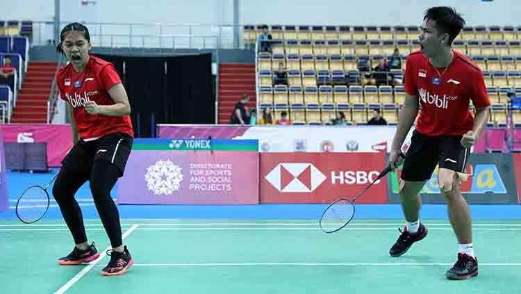 Kejuaraan Dunia Junior Bulutangkis 2019 Copyright: © PBSI