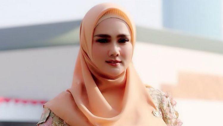 Mulan Jameela, anggota DPR periode 2019-2024 Copyright: © instagram.com/mulanjameela1