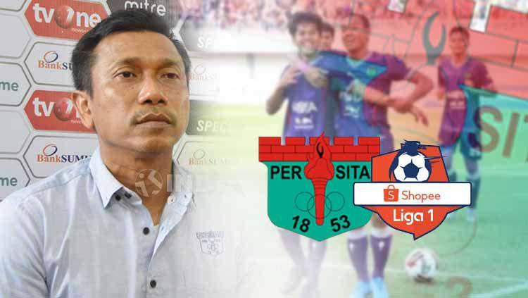 Bisa memastikan tiket semifinal Liga 2 nanti malam, Persita Tangerang hanya butuh 3 pertandingan lagi untuk promosi ke Liga 1. Copyright: © INDOSPORT