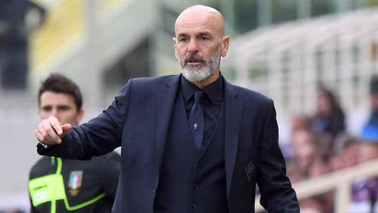 Stefano Pioli eks pelatih Fiorentina. Copyright: © Alessandro Sabattini/Getty Images