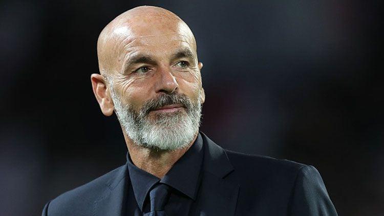 Stefano Pioli, pelatih baru AC Milan. Copyright: © Gabriel Maltinti/GettyImages