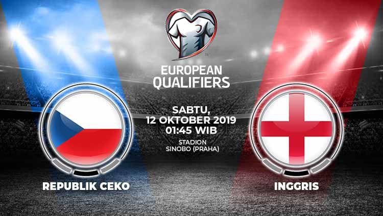 Prediksi Pertandingan Republik Ceko vs Inggris. Copyright: © Grafis: Yanto/Indosport.com