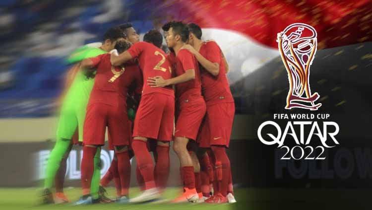 Dibantai Uni Emirat Arab, Timnas Indonesia masih bisa lolos ke Piala Dunia Copyright: © PSSI/Eli Suhaeli/INDOSPORT