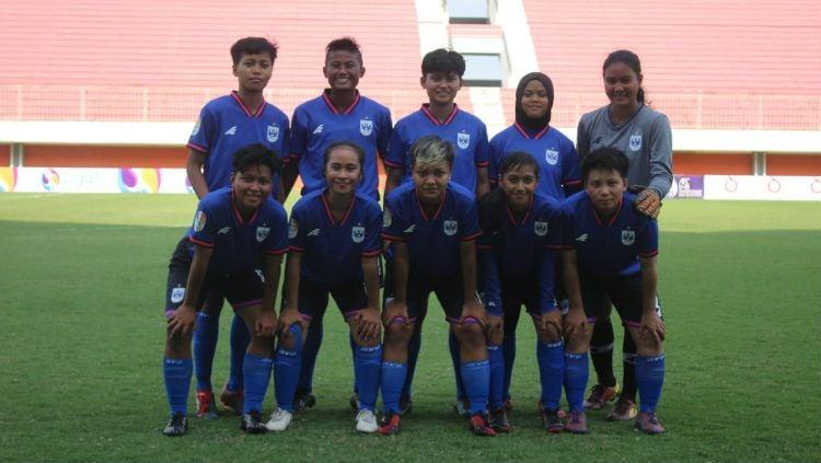 Pemain PSIS di kompetisi Liga 1 Putri. Copyright: © Media PSIS