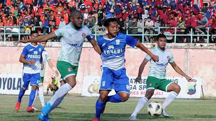 Asosiasi Provinsi (Asprov) PSSI Jateng berharap 19 klub Liga 3 yang mengikuti kompetisi zona Jawa Tengah tahun lalu kembali ambil bagian tahun ini. Copyright: © Media Persebi