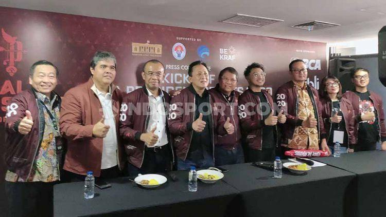 Ini wakil regional Timur Indonesia di grand final Piala Presiden eSports 2020, yang akan dilangsungkan di ICE BSD, 1-2 Februari 2020. Copyright: © Martin Gibsian/INDOSPORT