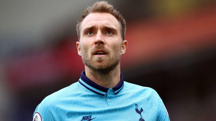 Pemain sepak bola Tottenham Hotspur, Christian Eriksen, memilih untuk pindah ke klub Liga Spanyol ini pada bursa transfer musim panas 2020. Copyright: © Bryn Lennon/Getty Images