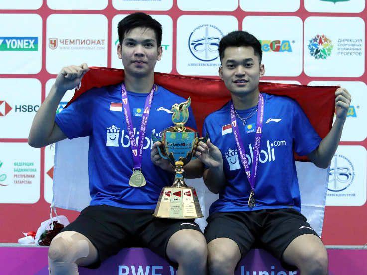 Hasil Pertandingan Thailand Open 2021: Tikung Fajar/Rian, Leo/Marthin ke Perempat Final