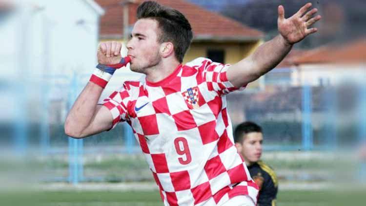 Pemain Kroasia, Fran Brodic akhirnya buka suara setelah dirinya dikaitkan dengan klub Liga 1 Persija Jakarta. Copyright: © croatiaweek.com