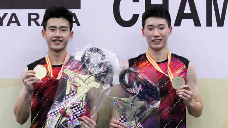 Zi Jian/Wang Chang Copyright: © badmintonindonesia.org