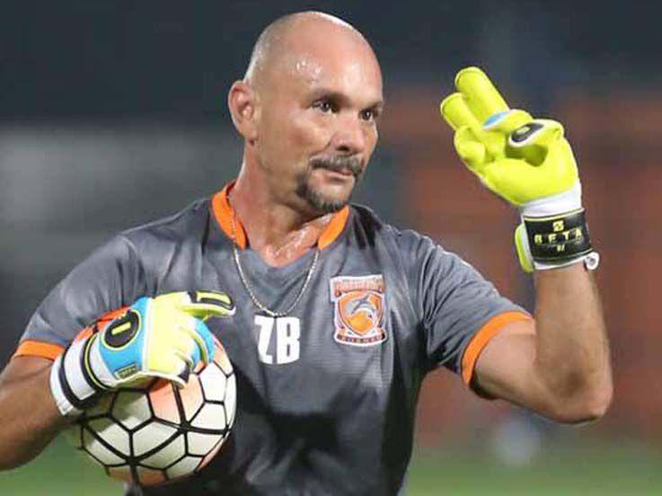 Luizinho Passos, Sosok di Balik Pencetak Kiper Hebat untuk Borneo FC