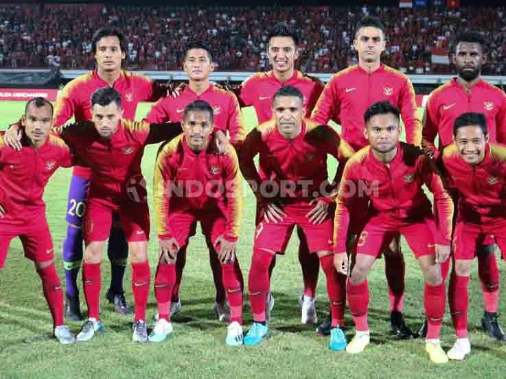 Hasil Pertandingan Kualifikasi Piala Dunia 2022 Indonesia vs Vietnam